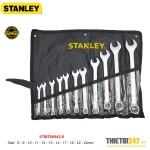 Bộ cờ lê vòng miệng Stanley STMT80942-8 8~24mm 11 cái