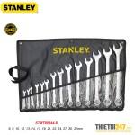 Bộ cờ lê vòng miệng Stanley STMT80944-8 8~32mm 14 cái