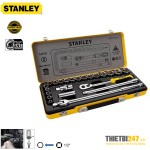 """Bộ tuýp 1/2"""" Dr. Stanley STMT74183-8 24 chi tiết 8~32mm hộp sắt"""