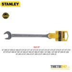 Cờ Lê Vòng Miệng Stanley Seri 87