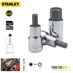 """Đầu tuýp 1/2"""" ra mũi lục giác Stanley Seri STMT733-8B"""