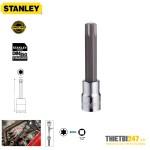 """Đầu tuýp 1/2"""" ra mũi sao dài Stanley STMT733-8B"""
