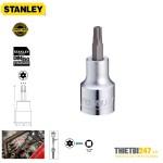 """Đầu tuýp 1/2"""" ra mũi sao lỗ Stanley STMT734-8B"""
