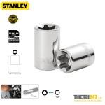 """Đầu tuýp 1/2"""" ra sao lỗ Stanley STMT733-8B"""