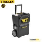 Hộp dụng cụ Stanley 1-93-968 bánh xe kéo 2 trong 1
