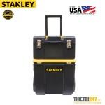 Hộp dụng cụ Stanley STST18613 bánh xe kéo 3 trong 1