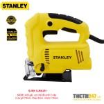 Máy cưa lọng Stanley SJ60 600W cưa gỗ 75mm thép 6mm nhôm 10mm