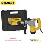 Máy khoan búa Stanley STHR272KS SDS Plus 26mm 850W 4.1J 2 chức năng