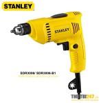 Máy khoan cầm tay Stanley SDR3006 300W 4500rpm sắt 6.5mm gỗ 15mm