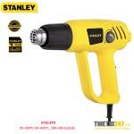 Máy thổi hơi nóng Stanley STEL670 2000W 50~800 độ C