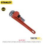 Mỏ lết răng Stanley Seri 87-62-S thân thép