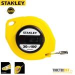 """Thước cuộn thép Stanley 30m 100"""" STHT34107-8"""