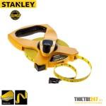 """Thước dây sợi thủy tinh Stanley 30m 100"""" STHT34791-8"""