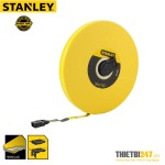 """Thước dây sợi thủy tinh Stanley 50m 165"""" STHT34263-8"""