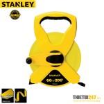"""Thước dây sợi thủy tinh Stanley 60m 200"""" STHT34794-8"""