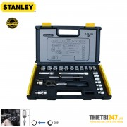 "Bộ tuýp Stanley 89-035-1 3/8"" Dr. 24 chi tiết 6~24mm"