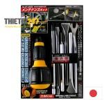 Bộ dụng cụ sửa chữa ô tô Nhật Bản 7 chi tiết GT-2000 Sun Flag