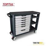 Bàn làm việc di động 7 ngăn chứa dụng cụ TCBH0703 Toptul