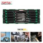 Bộ đục và đột đa năng 10 cái Toptul GTA1026