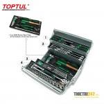 Bộ dụng cụ sửa chữa đa năng Toptul GCAZ0049 130 cái