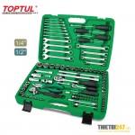 Bộ dụng cụ sửa chữa đa năng 96 chi tiết Toptul GCAI9601