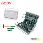 Bộ dụng cụ sửa chữa đa năng Toptul GCAZ0039 63 cái