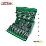 Bộ dụng cụ sửa chữa đa năng Toptul GCAZ0057 62 cái