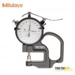 Đồng hồ đo độ dày Mitutoyo 7327 0~1mm 0.001mm
