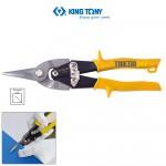 Kéo cắt tôn Kingtony 74030 250mm mũi thẳng màu vàng