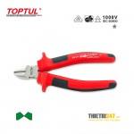 Kìm cắt cách điện VDE 1000V 150mm DGBC2106 Toptul