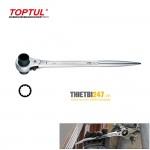 Tẩu đuôi chuột tự động 24x27mm Toptul AEAH2427
