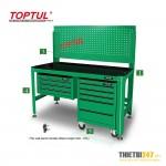 Tủ dụng cụ và bàn làm việc TAAA1607 / TAAH1606 / TBAA0304 / TCAB0501 Toptul