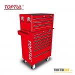 Tủ đựng dụng cụ 10 ngăn có dụng cụ 333 cái GCAZ0033 / GCAJ0037 Toptul