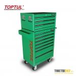 Tủ đựng dụng cụ 10 ngăn có dụng cụ 370 cái GT-23405 GX-13605 Toptul