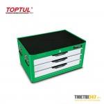 Tủ đựng dụng cụ 3 ngăn có dụng cụ 157 cái GCAZ0011 Toptul