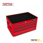 Tủ đựng dụng cụ 3 ngăn có dụng cụ 157 cái GCAZ0032 Toptul