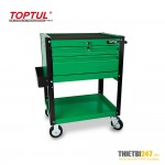 Tủ đựng dụng cụ 3 ngăn di động không có dụng cụ TCAD0206 Toptul