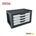 Tủ đựng dụng cụ 4 ngăn có dụng cụ 223 cái GX-22307 Toptul