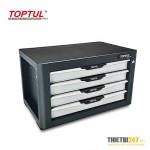 Tủ đựng dụng cụ 4 ngăn không có dụng cụ TBAL0403 Toptul