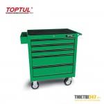 Tủ đựng dụng cụ 5 ngăn di động không có dụng cụ TCAA0501 Toptul