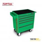 Tủ đựng dụng cụ 5 ngăn di động không có dụng cụ TCAF0501 Toptul