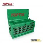 Tủ đựng dụng cụ 6 ngăn không có dụng cụ TBAA0601 Toptul