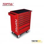 Tủ đựng dụng cụ 5 ngăn có dụng cụ 157 cái GCAJ0055 Toptul