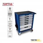 Tủ đựng dụng cụ 7 ngăn di động không có dụng cụ TCAG0704 Toptul