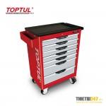 Tủ đựng dụng cụ 7 ngăn không có dụng cụ TCAC0702 Toptul