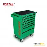 Tủ đựng dụng cụ 7 ngăn không dụng cụ TCAA0701 Toptul