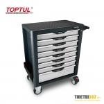 Tủ đựng dụng cụ 8 ngăn có dụng cụ 315 cái GCAJ315B Toptul