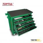 Tủ đựng dụng cụ 8 ngăn có dụng cụ 340 cái GT-34001 Toptul