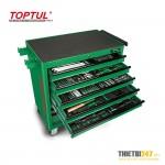 Tủ đựng dụng cụ 8 ngăn có dụng cụ 360 cái GT-36001 Toptul