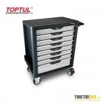 Tủ đựng dụng cụ 8 ngăn có dụng cụ 383 cái GT-38303 Toptul